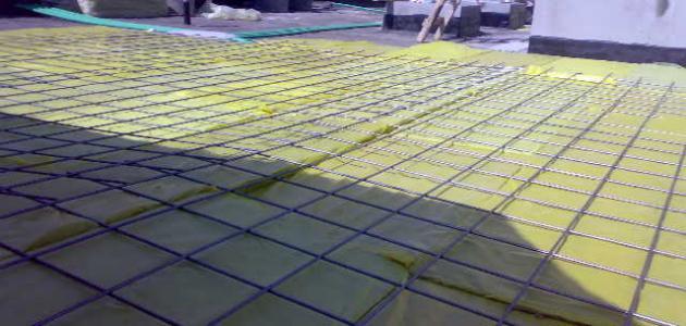 عزل الأسطح ضد الحرارة