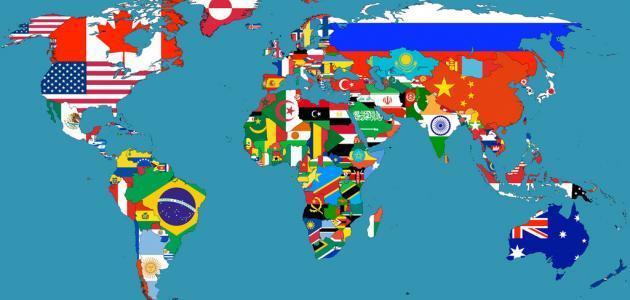 عدد الدول الأوروبية وأسماؤها