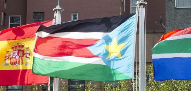 عدد سكان جنوب السودان
