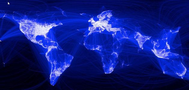 بحث عن مراحل تطور شبكة الإنترنت