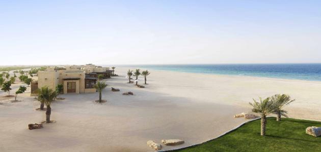 جزيرة صير بني ياس في أبو ظبي