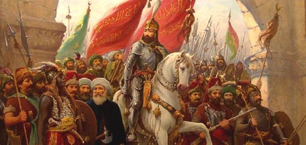 قيام الدولة العثمانية واتساعها