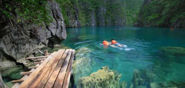 جزيرة بالاوان الفلبينية