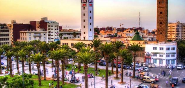 مدينة وجدة المغربية