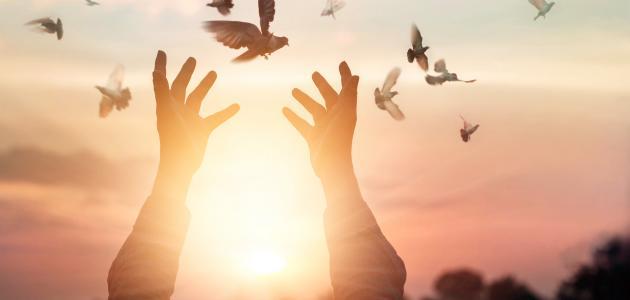 كيف الله يستجيب دعائي