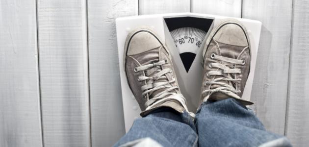 مشكلة ثبات الوزن أثناء الرجيم