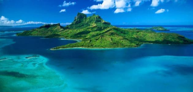 مساحة جزر القمر
