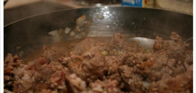 كيف اطبخ اللحم بسرعة
