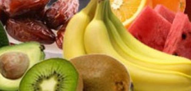 أكلات تخفض ضغط الدم