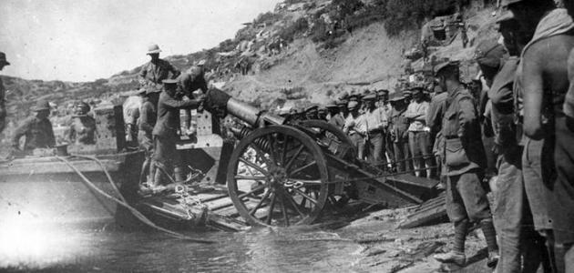 الحرب العالمية الأولى والثانية الأسباب والنتائج