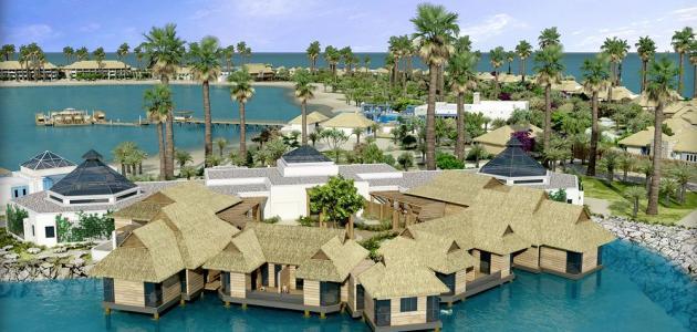 جزر قطر السياحية