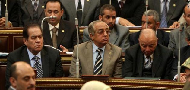 عدد أعضاء مجلس الشعب