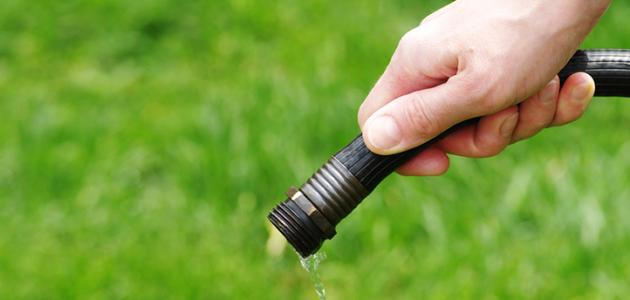 أدوات ترشيد استهلاك الماء