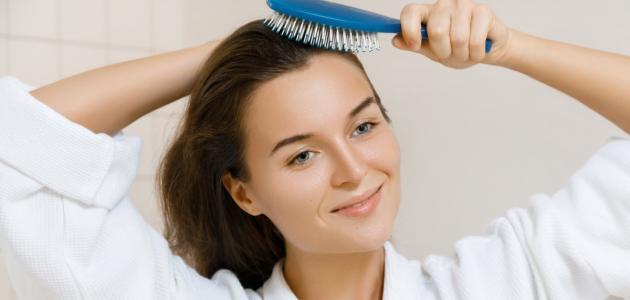 كيف أحافظ على شعري صحياً