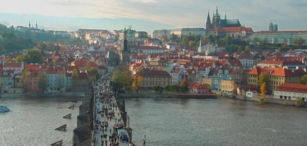 جمهورية التشيك وبراغ