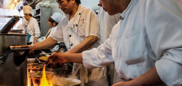 كيف نتعلم الطبخ