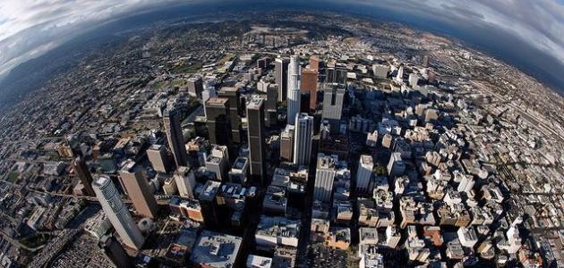 عدد سكان كاليفورنيا