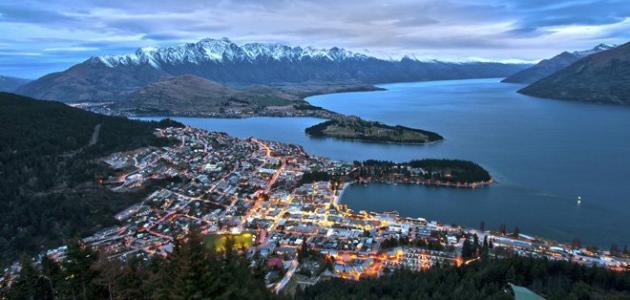 دولة نيوزلندا