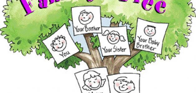 كيف أعرف شجرة عائلتي