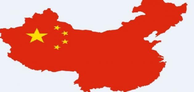 مساحة الصين وعدد سكانها