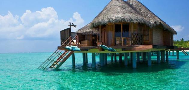 جزيرة إندونيسية