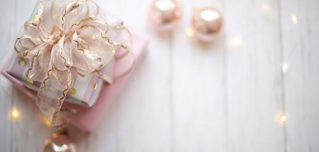 أفكار تغليف هدايا العروس