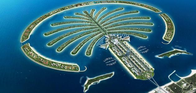 جزر الخليج العربي