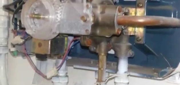 كيفية ضغط الغاز