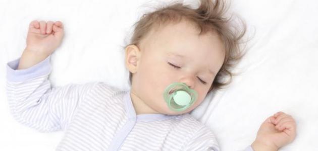 عدد ساعات النوم للأطفال