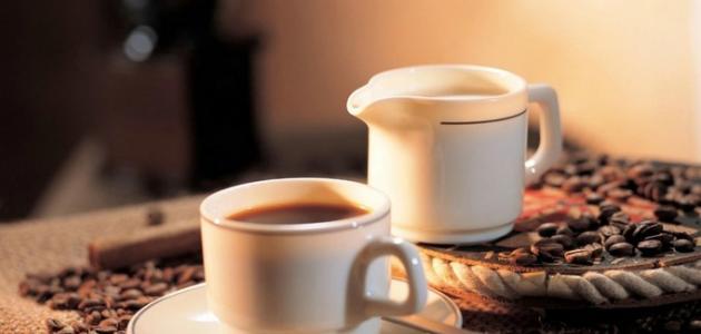 مكونات قهوة النفاس