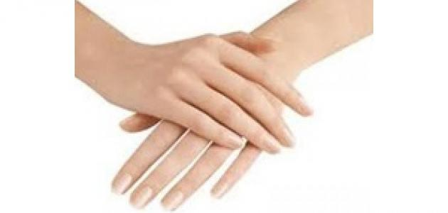 كيف اجعل يدي بيضاء