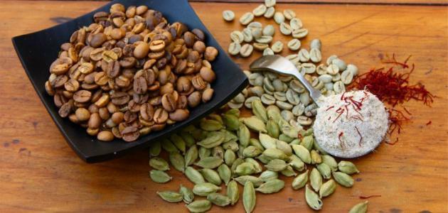 طريقة القهوة العربية بالهيل