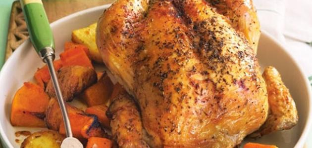 وصفات أكل بالدجاج