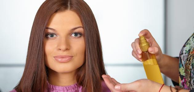 نتيجة بحث الصور عن طرق تطويل الشعر بزيت الحلبة بشكل فعال