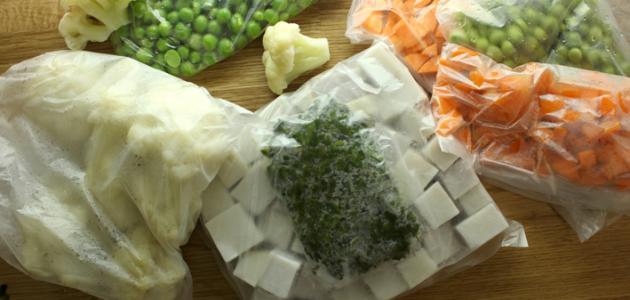 طريقة تخزين القرنبيط