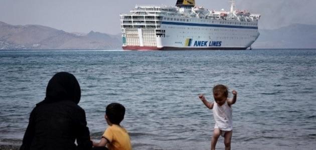 السفر عن طريق البحر