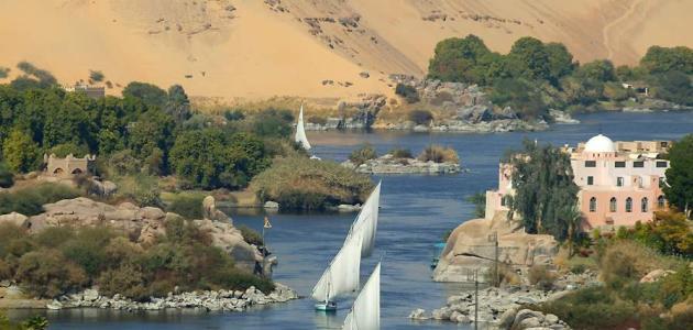 من أين يشرب سكان وادي النيل موضوع