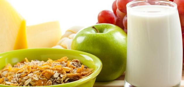 نصائح عن الغذاء الصحي