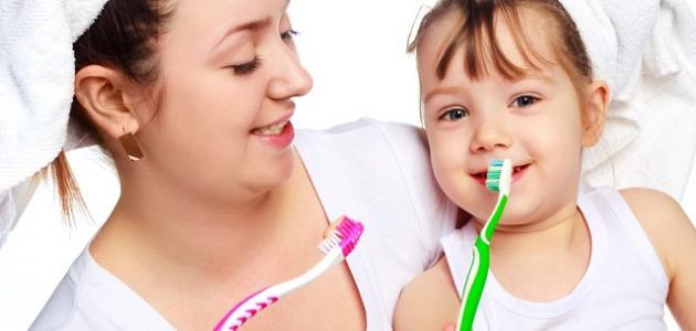 موضوع عن نظافة الأسنان