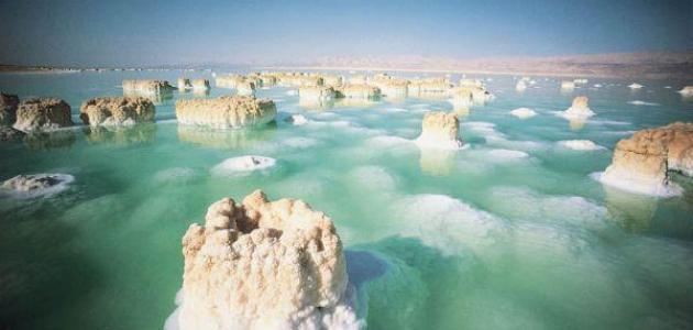 ماذا تعرف عن البحر الميت
