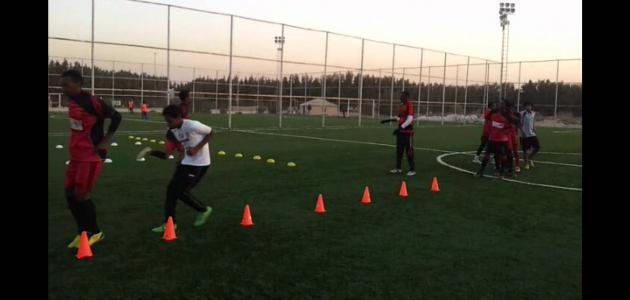 تمرينات كرة القدم