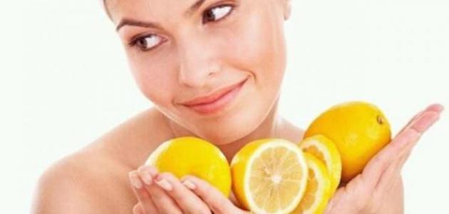 ما فوائد الليمون للوجه