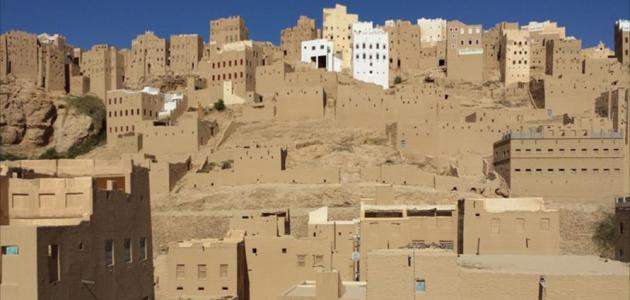موقع محافظة حضرموت