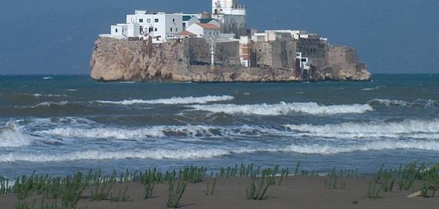 جزر المغرب