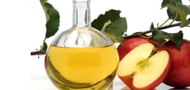 فوائد خل التفاح للدوالي