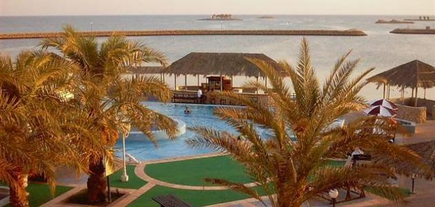 جزر بحرينية