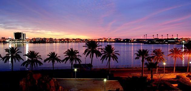 ثاني أكبر مدن ليبيا