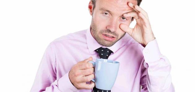 ما هي أعراض قلة النوم