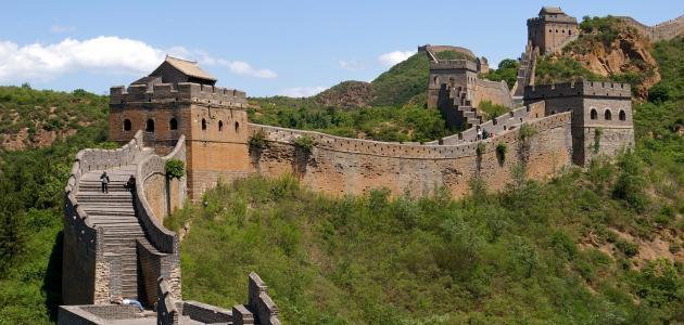 جولة سياحية في الصين