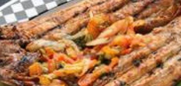 طريقة عمل سمك سنجارى